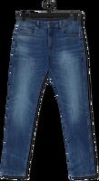 Blauwe G-STAR RAW Slim fit jeans 8968 - ELTO SUPERSTRETCH