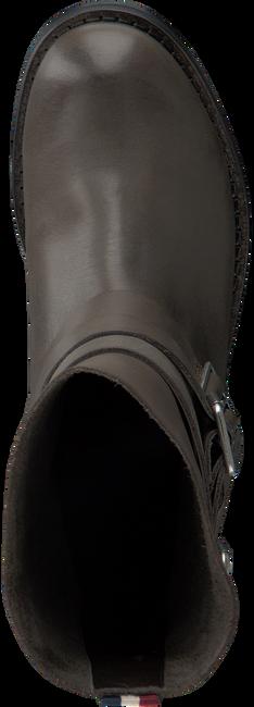 Taupe TOMMY HILFIGER Biker boots BIKER 5A  - large