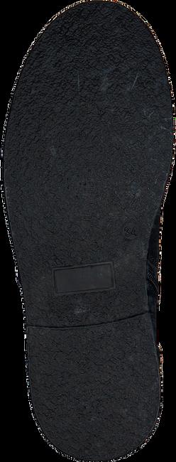 Zwarte APPLES & PEARS Enkellaarsjes GEORGIA  - large