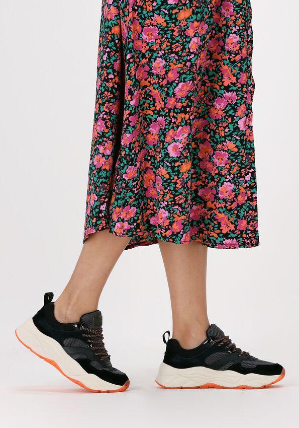 Zwarte SCOTCH & SODA Lage sneakers CELEST  - larger