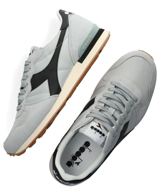 Grijze DIADORA Lage sneakers CAMARO - large