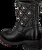 Zwarte ASH Biker boots TRONE DESTROYER  - small