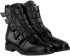 Zwarte VERTON Biker boots 204/03  - small