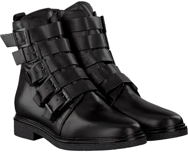 Zwarte VERTON Biker boots 204/03  - large