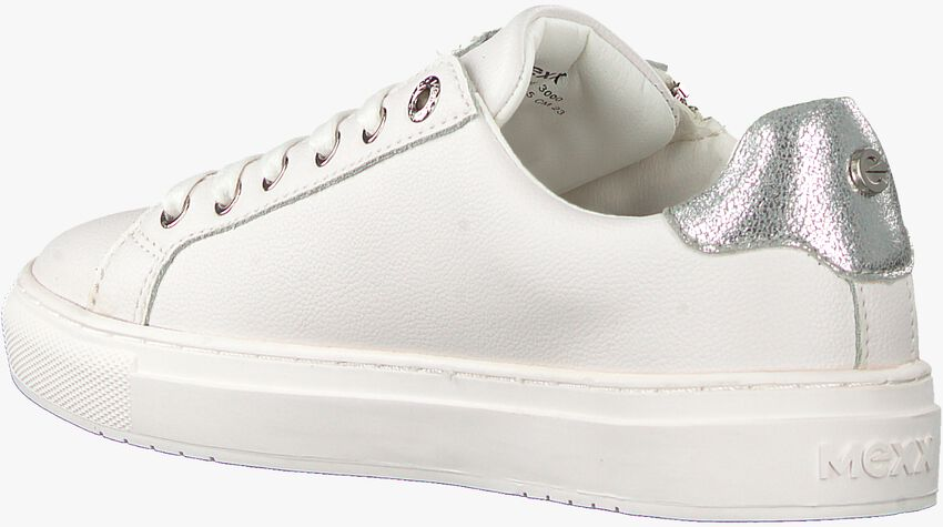 Witte MEXX Lage sneakers ELLENORE  - larger