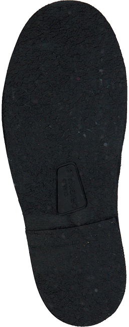 Zwarte CLARKS Veterschoenen DESERT BOOT KIDS  - large