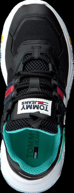 Zwarte TOMMY HILFIGER Lage sneakers COOL RUNNER WMN  - large