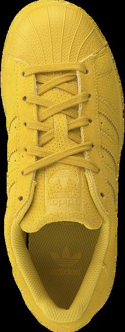 Gele ADIDAS Sneakers SUPERSTAR J  - large