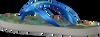 Blauwe VINGINO Slippers SALLIE  - small