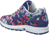 Paarse ADIDAS Sneakers ZX FLUX KIDS  - small