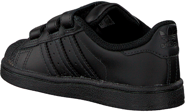Zwarte ADIDAS Sneakers SUPERSTAR CF I - large