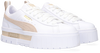 Witte PUMA Lage sneakers MAYZE LTH WN  - small