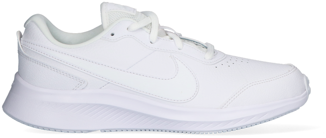 Witte NIKE Lage sneakers VARSITY LEATHER (GS)  - large