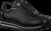Zwarte TOMMY HILFIGER Lage sneakers TH GLITTER RUNNER  - small