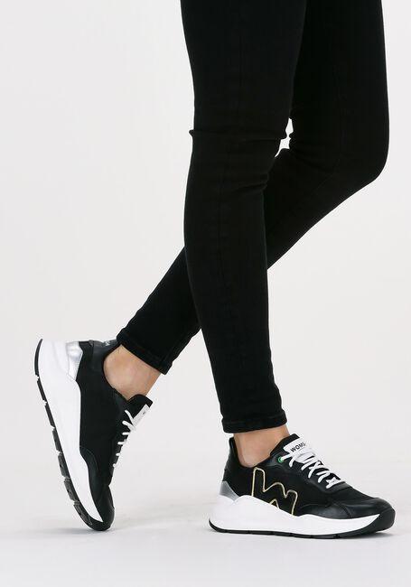 Zwarte WOMSH Lage sneakers WAVE  - large
