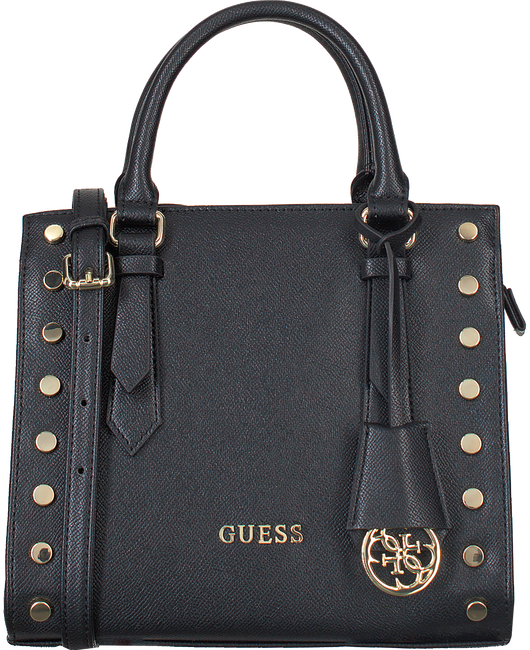 GUESS HANDTAS CHARME SMALL SATCHEL - large