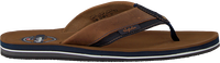 Cognac AUSTRALIAN Slippers ROCKANJE AT SEA - medium