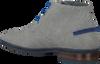 Grijze FLORIS VAN BOMMEL Nette schoenen 10754  - small