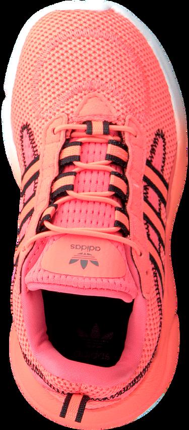 Oranje ADIDAS Lage sneakers HAIWEE EL I  - larger