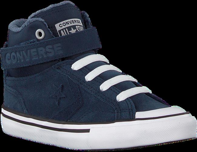 Blauwe CONVERSE Sneakers PRO BLAZE HI KIDS - large