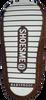 cognac SHOESME Babyschoenen BP6S009  - small