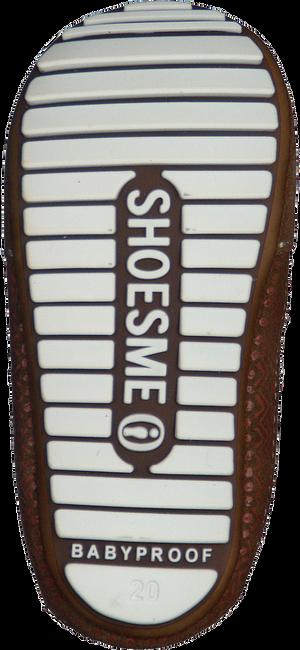 cognac SHOESME Babyschoenen BP6S009  - large