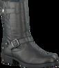 Grijze UNISA Lange laarzen GATUS  - small