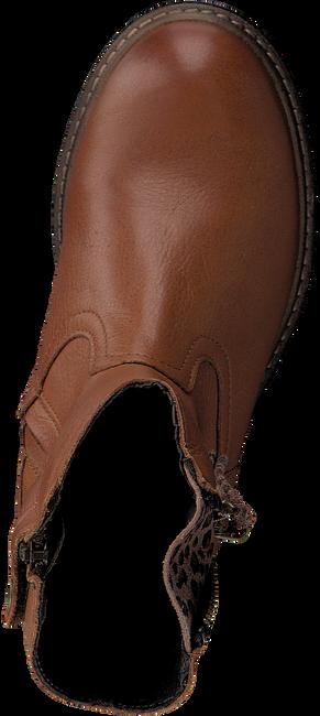 Cognac KIPLING Lange laarzen LOREEN 1  - large