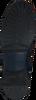 Blauwe TOMMY HILFIGER Enkellaarsjes CHAIN BOOTIE SUEDE - small