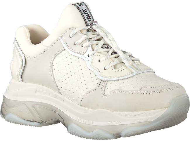 Witte BRONX Lage sneakers BAISLEY  - large