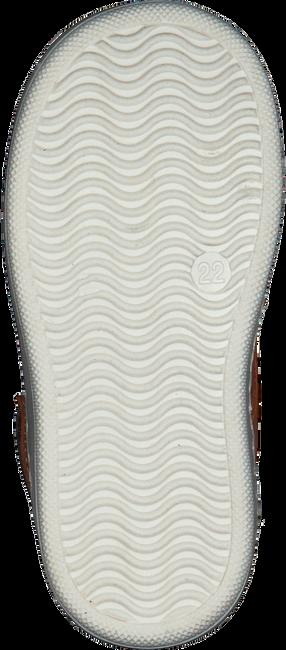 Cognac DEVELAB Hoge sneaker 41855  - large