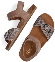 Beige CLIC! Sandalen CL-20166  - medium