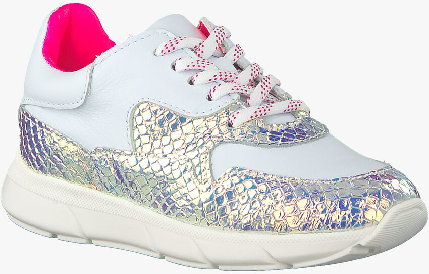 Witte PINOCCHIO Lage sneakers P1253  - larger