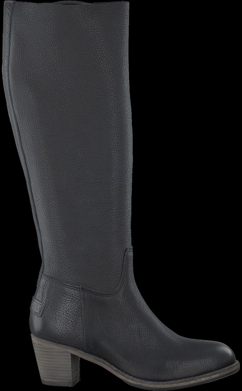 Zwarte SHABBIES Lange laarzen 250193 | Omoda