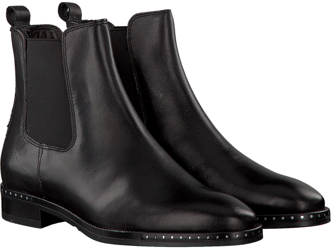 Zwarte OMODA Chelsea boots 86B-001  - large