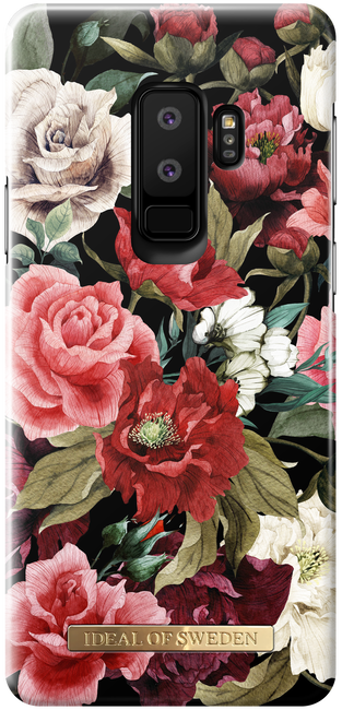 Roze IDEAL OF SWEDEN Telefoonhoesje FASHION CASE GALAXY S9 PLUS - large