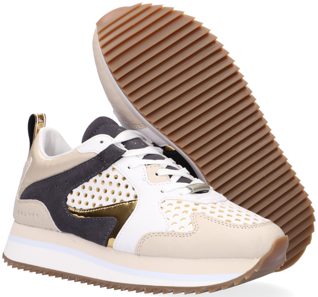 Beige CRUYFF CLASSICS Lage sneakers SOLAR  - large