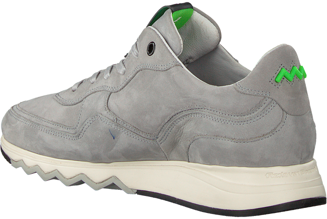 Grijze FLORIS VAN BOMMEL Sneakers 16093  - large