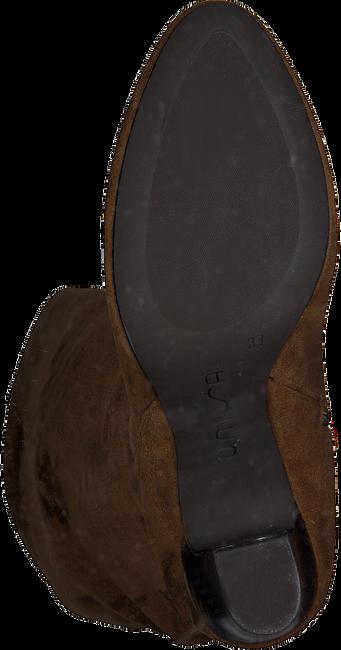 Cognac UNISA Lange laarzen URICA  - large