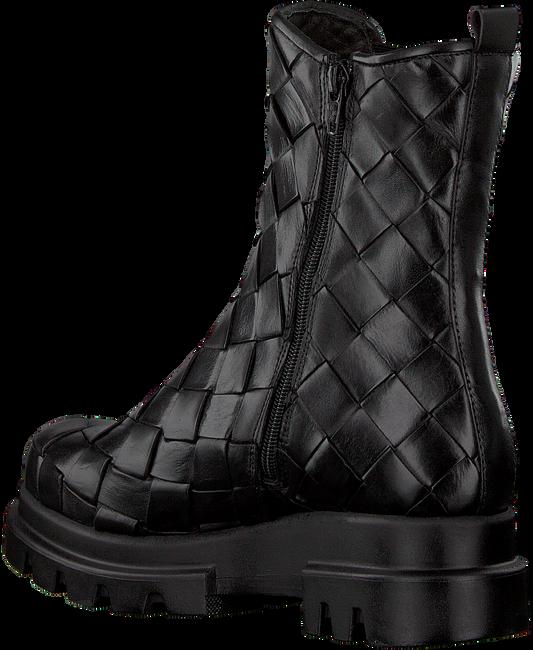 Zwarte NOTRE-V Chelsea boots 10B-201  - large