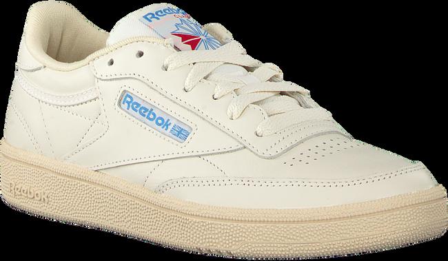 Beige REEBOK Sneakers CLUB C 85 - large