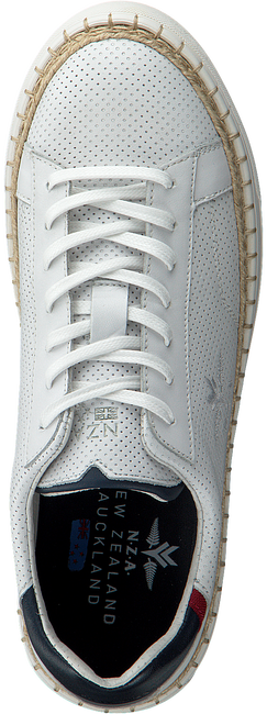 Witte NZA NEW ZEALAND AUCKLAND Sneakers TAUPO II - large