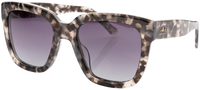 Zwarte IKKI Zonnebril HOLLY  - medium