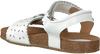 Witte CLIC! Sandalen ITACA - small