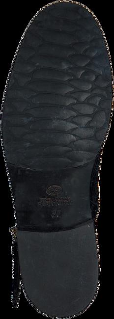 Zwarte FRED DE LA BRETONIERE Enkellaarsjes 181010061  - large