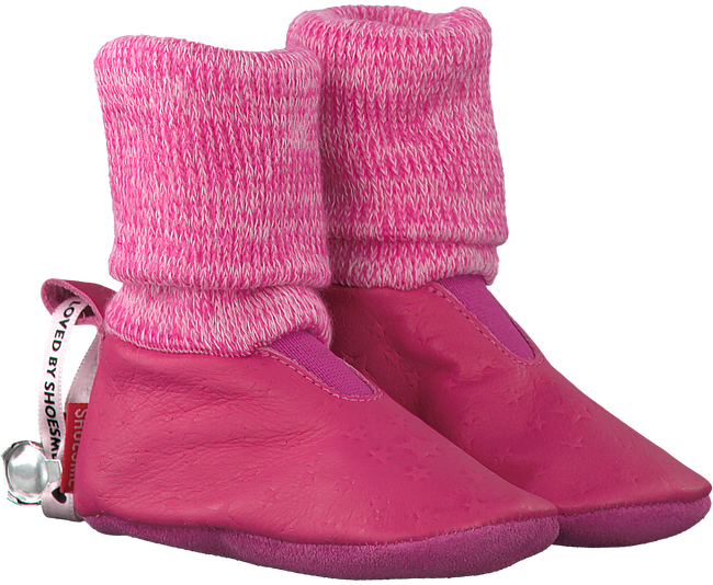 Roze SHOESME Babyschoenen BS5W501  - large