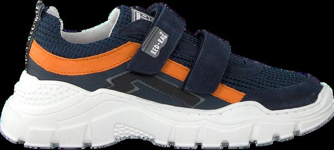 Blauwe RED-RAG Lage sneakers 13439  - large