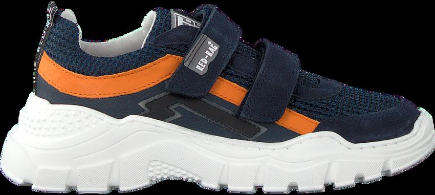 Blauwe RED-RAG Lage sneakers 13439  - larger