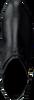 Zwarte GABOR Enkellaarsjes 863.1  - small