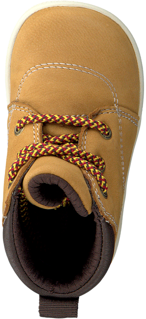 Camel TIMBERLAND Sneakers TREE SPROUT LACE KIDS - large